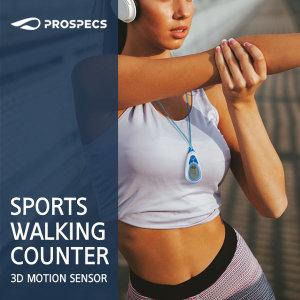 스포츠 워킹 전자식 물방울 만보계 만보기 거리측정기