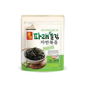광천김 밥달라스 광천 파래돌김자반 40g x 10봉