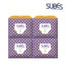 슈베스 기저귀 밴드형 노블레스 중형M 4팩