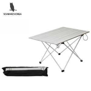 슈와츠코리아 초경량 캠핑용 테이블 롤테이블 중형