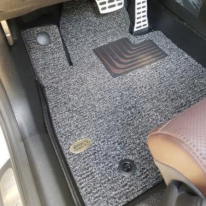 현대 코나 하이브리드 6D입체매트 자동차매트1열2열