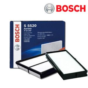 보쉬 현대 에쿠스(신형)(09-) 에어컨필터-S5563