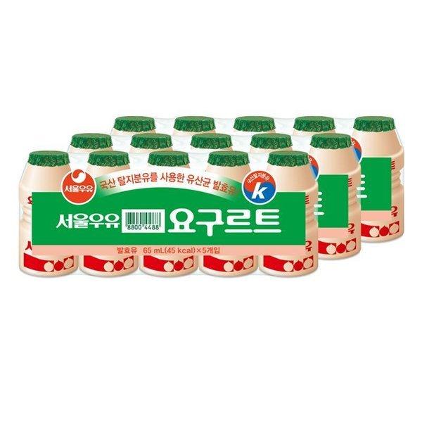 서울_요구르트_65MLx15