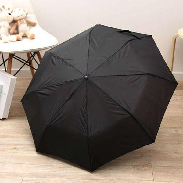 심플 3단우산 장우산 양산 비옷 우비 장마 우산