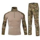 낚시 등산 군복A751 ESDY 미군 티셔츠 바지 상하세트