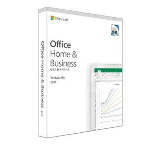 Microsoft Office 2019 Home  Business(PKC한글) JM
