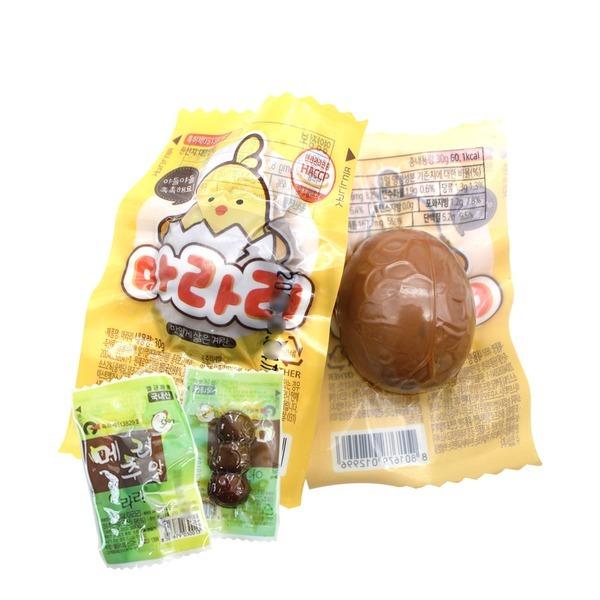 아라리 계란 30gx50개/메추리알/에그맵/맵추리/유배