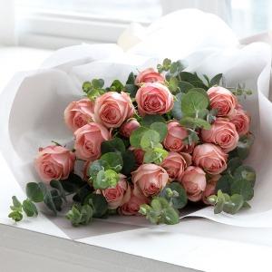 생화 장미 꽃다발 생일 기념일 선물 프로포즈 꽃배달