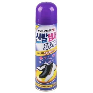 신발냄새 제거제 250ml/발냄새 악취 스프레이