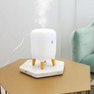 USB 초음파 미니 가습기 추천 무드등 라온하제 스툴