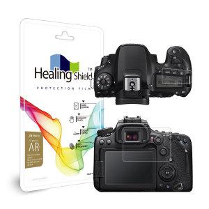 캐논 EOS 90D 고화질 저반사 LCD 액정보호필름 세트