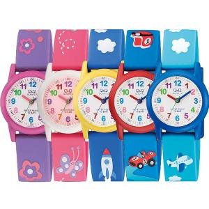 남녀 어린이 초등학생 입학 아동 방수 손목 시계 선물
