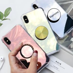 미러 큐빅 그립 스마트톡 케이스 아이폰XS 노트10 S10