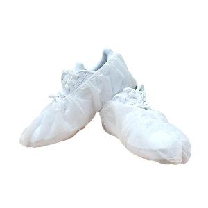 일회용 부직포 덧신 (흰색) 100매 (50켤레)