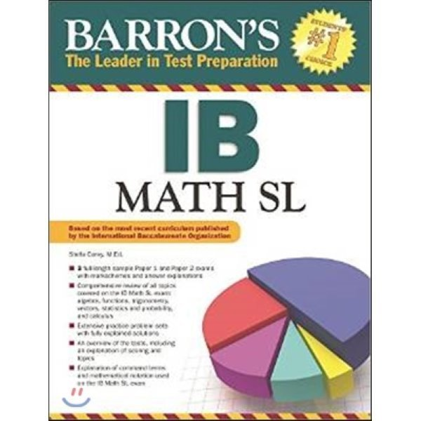 Barron s Ib Math SL  Stella Carey