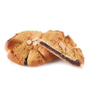 (전단상품)몽블랑제_쌀소보로앙금빵 1입
