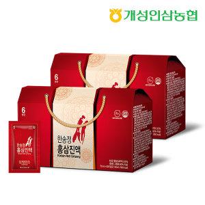 개성인삼농협 한송정 홍삼진액 70mlX30포 2박스