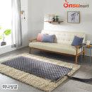 초슬림 고주파 온수매트 다용도 미니싱글 OMFM-2400M