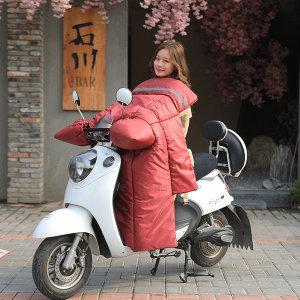 방풍 오토바이 바이크 스쿠터 바람막이 장갑 방수담요