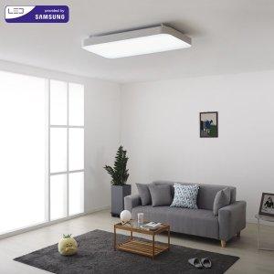 삼성칩 시스템거실등 LED60W  화이트(SP2)LR