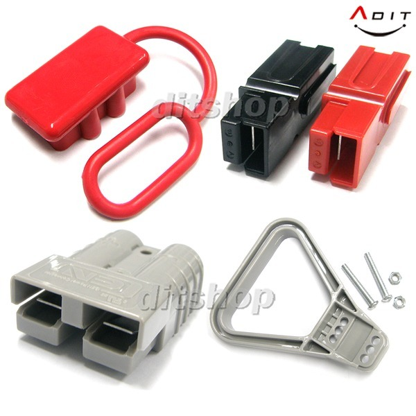 배터리 앤더슨 커넥터 BTC 600V 50A 120A 175A 컨넥터
