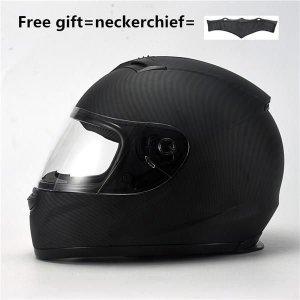 풀페이스 탄소섬유 오토바이 데일리 카본 헬멧