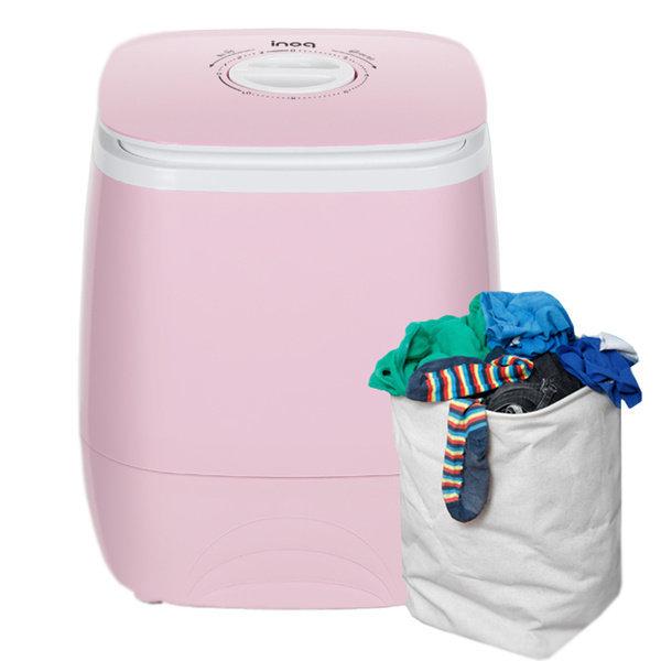 이노크아든 미니세탁기 운동화세탁기 아기세탁기 소형세탁기 1인용세탁기 원룸세탁기