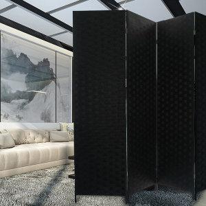 E타입 브릭 4폭 파티션(특대형) 180x200cm