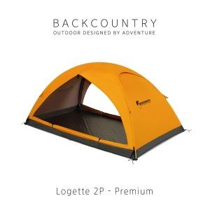 백컨트리 로제떼 프리미엄 2p/2인용 텐트/백패킹 텐트