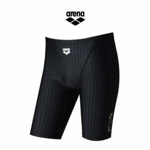 (현대백화점)아레나 AVFM1MF20BLK 남성 일반 4부 사각 수영복