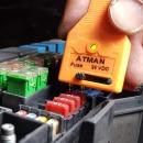 ATMAN 휴즈테스터 퓨즈테스터 (배터리교체가능)