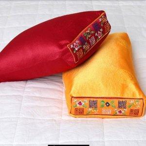 어르신 베개 CHOSUN 전통 메밀껍질 편백나무 베개