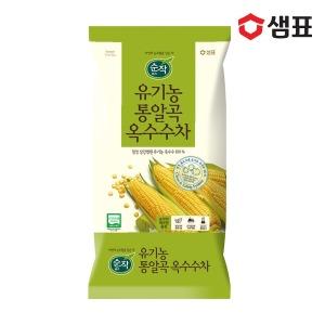 샘표 순작 유기농통알곡옥수수차 1kg