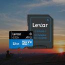 렉사 공식판매원 마이크로SD 633배속 32GB 당일출고