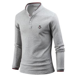 남성 카라티셔츠 허니비 차이나 남자 티셔츠 tp0502