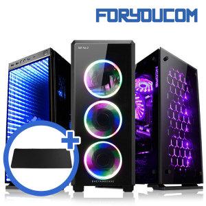 최신초고속i3 9100F/GT730/4G/SSD256G/조립컴퓨터PC