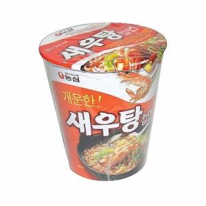 농심)새우탕 컵(30개입)