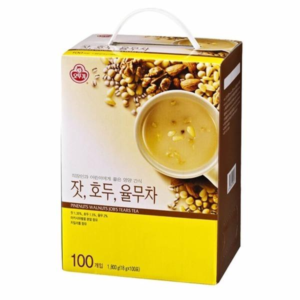 오뚜기)잣/호두/율무차 100T