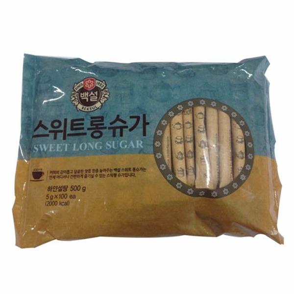 백설)스틱설탕(100T)