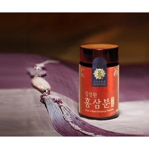 김정환홍삼분120g/풍기인삼공사 명절선물 부모님선물