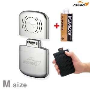 KOVEA 포켓워머 M/손난로+오일증정 포켓포함 핫팩