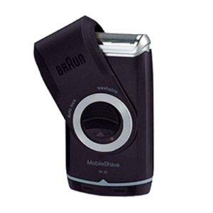 (현대Hmall)브라운 시리즈M 휴대용 면도기 M30  여행용 / 건전지