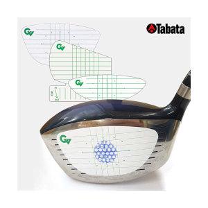 (현대Hmall)쉽게 붙였다 떼어지는 골프 임팩트 체크 타점마크 스티커  GV-0332 / 0336 / 0337