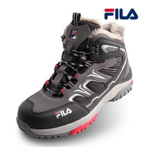 휠라방한안전화 겨울안전화 보아털 F603W 사은품증정