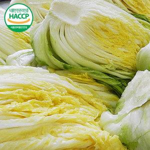 (HACCP) 강원도 고랭지 절임배추 22kg (7~10포기)