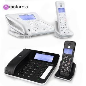 모토로라 C7201A 유무선전화기 음성녹음 녹취전화기