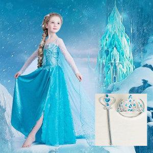 판매1위 만족도1위 제이스 겨울왕국2 엘사드레스 왕관