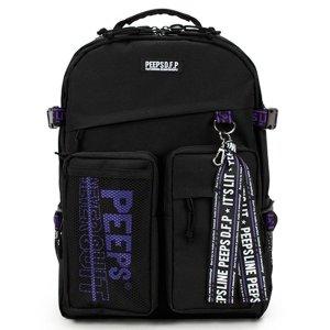 PEEPS advance backpack(violet)_핍스백팩