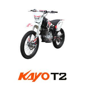 카요 T2 250cc 산악용오토바이 오프로드바이크