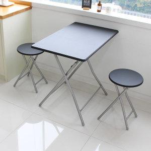 2인용식탁 세트 접이식 티테이블 탁자 다용도테이블